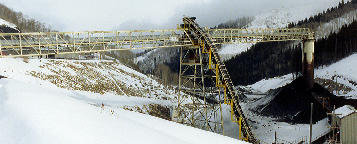 Joy, Surface mining, High-Angle Conveyor and Related Systems