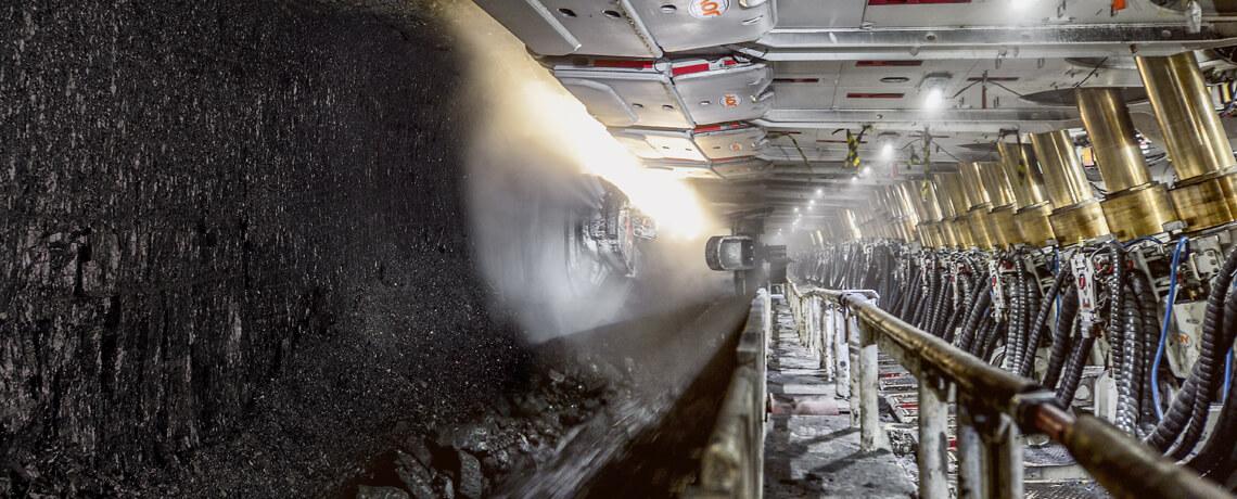 Joy, Underground mining, Longwall Systems