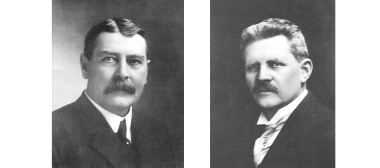 Alonzo Pawling and Henry Harnischfeger
