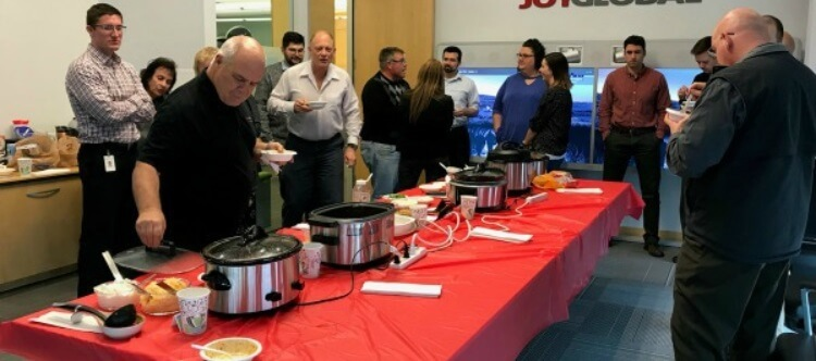 Annual chili cook-off for Habitat for Humanity in Warrendale