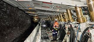 Autoation in underground mining