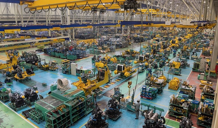 Manufacturing facility reduces energy consumption by 90