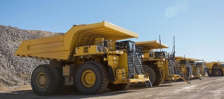 Komatsu S Mive Mining Haul Trucks
