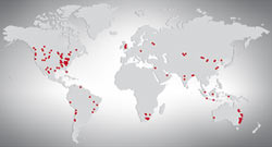 久益环球,职业,我们的全球覆盖范围,缩略图