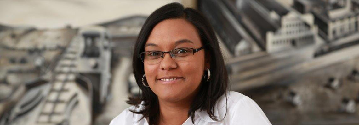 Joy Global, Company, Careers, Meet Lorinda