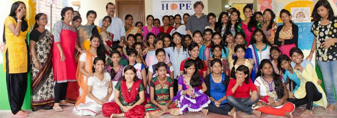 Joy Global, Community relations, Anniversary of partnership with Hope Kolkata Foundation