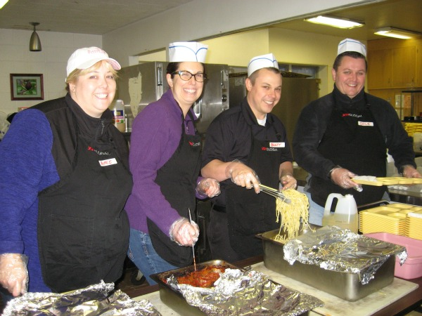 Joy Global, Community Relations, Human Resources Volunteers on MLK Day of Service - 1