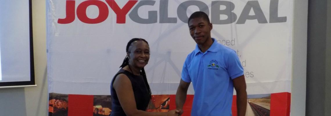 Joy Global, Community relations, Joy Global Foundation awards