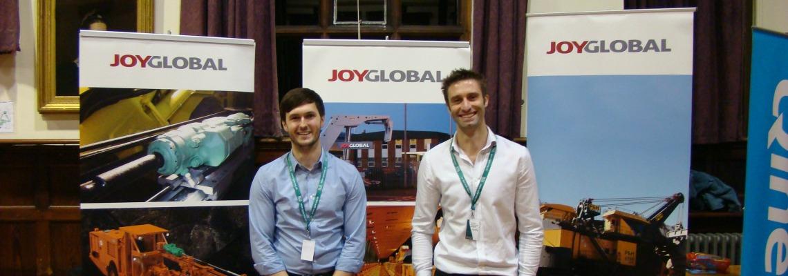 Joy Global, Community Relations, RGSW school visit