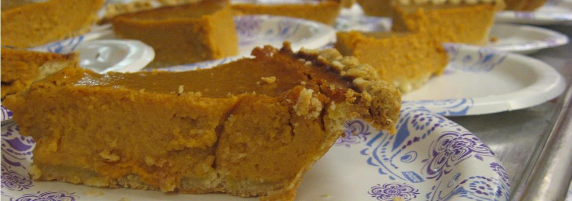 Joy Global, Community Relations, sharing the spirit of Thanksgiving