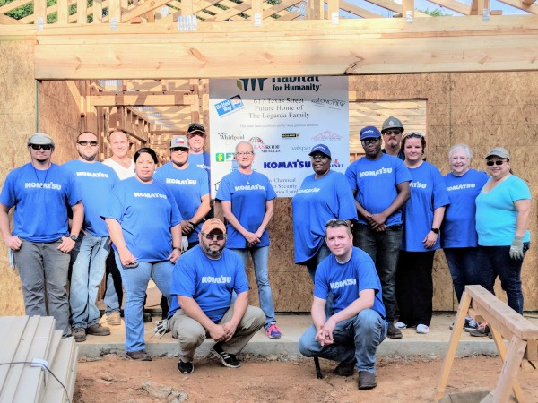Longview Habitat for Humanity in-story