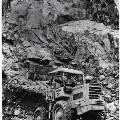 Komatsu began production of wheel loaders in 1965