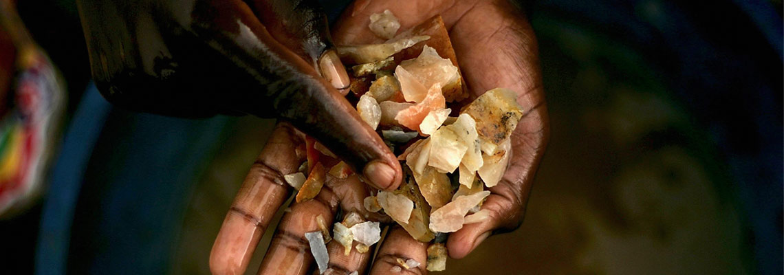 Joy Global, Company information, How we do business, Conflict Minerals Statement