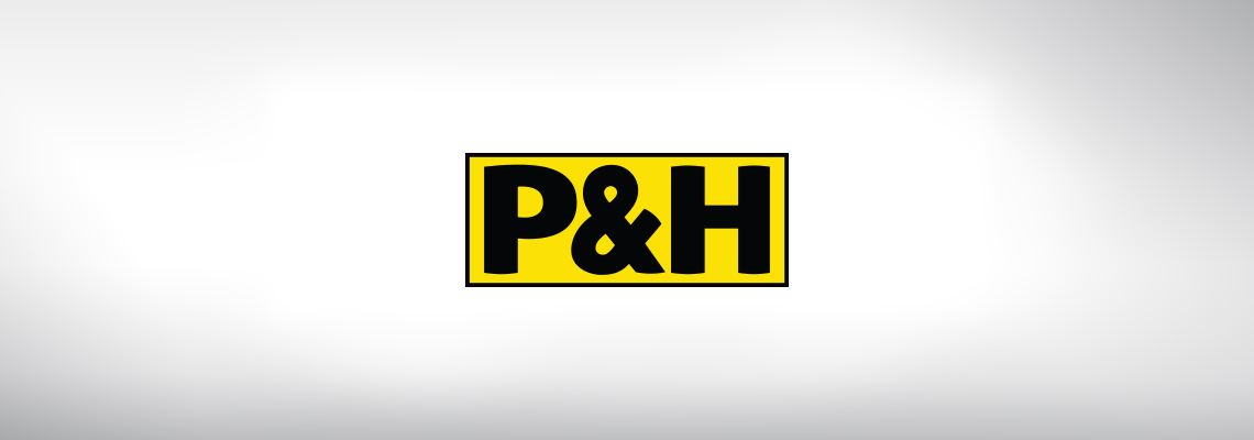Joy Global, Company information, Our brands, P&H