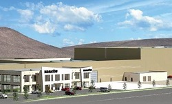 Komatsu Equipment Company announces plans to build  state-of-the-art, $47 million customer support and service center in Elko, NV