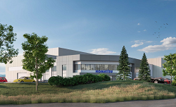 Komatsu Mining announces plans to construct  new sales and service facility in Western Canada
