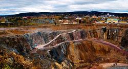 久益环球,市场,硬岩矿物,铜矿,美国亚利桑那州的铜矿开采传统,缩略图