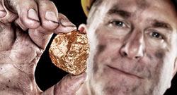 Joy Global, Markets, Hard rock minerals, Gold, a modern day gold mine, preview