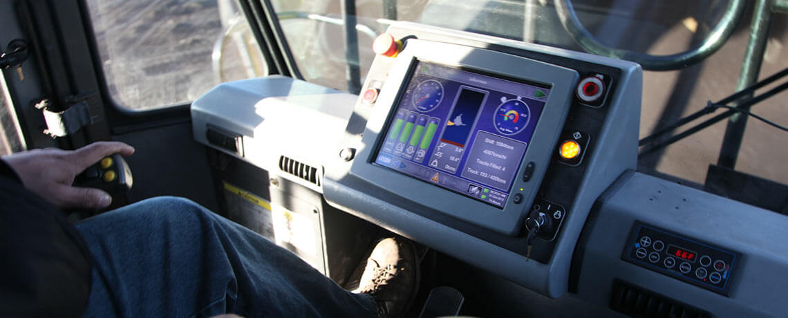 Joy Global, Technology, Controls and Drives, LINCS II Control and Monitoring System