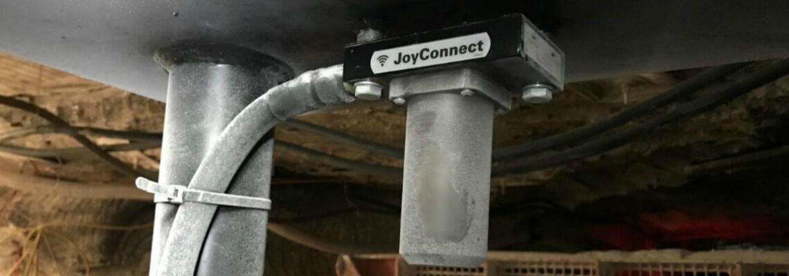 Joy Global, Technology, Mining Intelligence, Machine Data Acquisition System