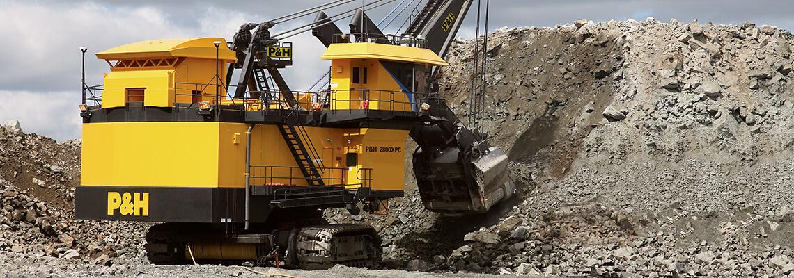 Joy Global, Technology, Mining Intelligence, Universal Shovel Interface