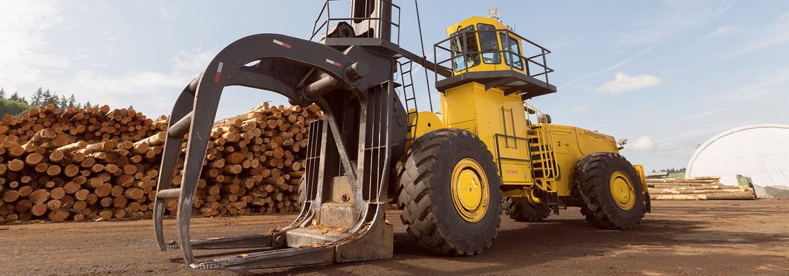 久益环球,非采矿产品,木材堆垛机,45系列