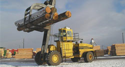 Joy Global, Non-mining, Forestry Log Stackers, 35 series log stacker, Model 3592, preview