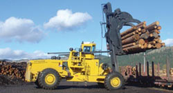 Joy Global, Non-mining, Forestry Log Stackers, 50 series log stacker, preview