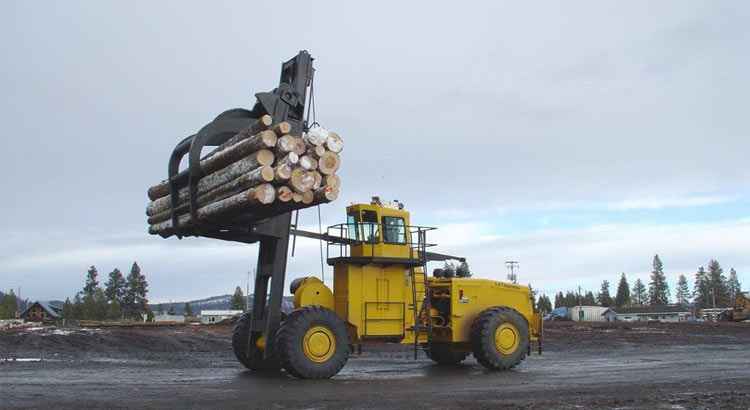 Forestry Log Stackers