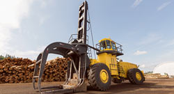 Joy Global, Non-mining, Forestry Log Stackers, 45 series log stacker, preview