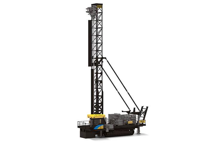 P&H 250XPC blasthole drill