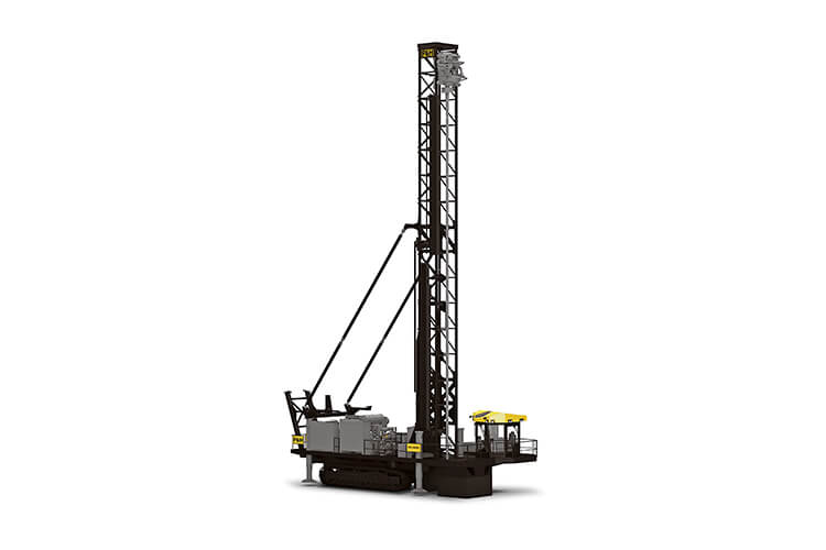 P&H, 285XPC, blasthole drill
