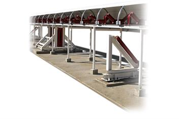 Joy (former Continental Conveyors), Belt Turnover, Surface conveyor systems terminals