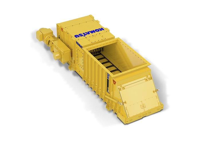 Joy (former Stamler), SFB-32, Surface Feeder Breaker