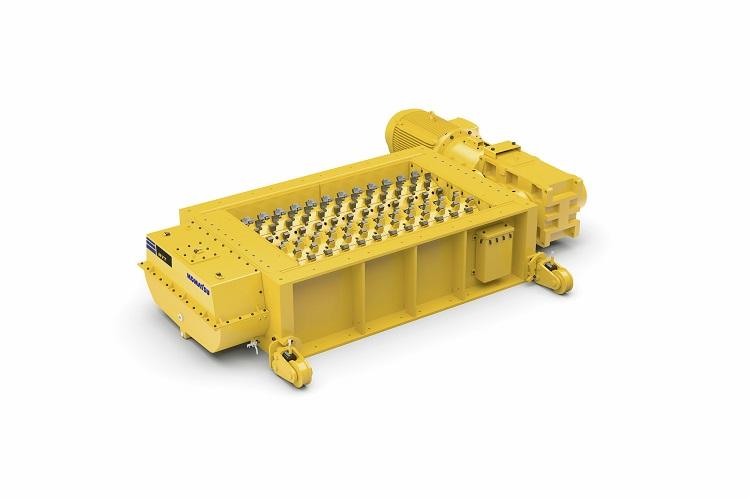 Joy (former Stamler), MVT-II 600, Sizer