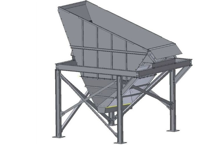 Joy Global, conveyors, traveling mobile hoppers