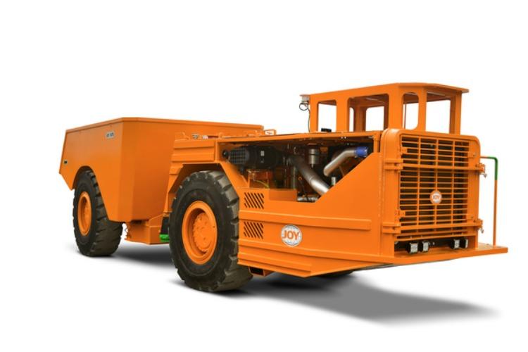 Joy (former MTI), 16TD, Trucks -2