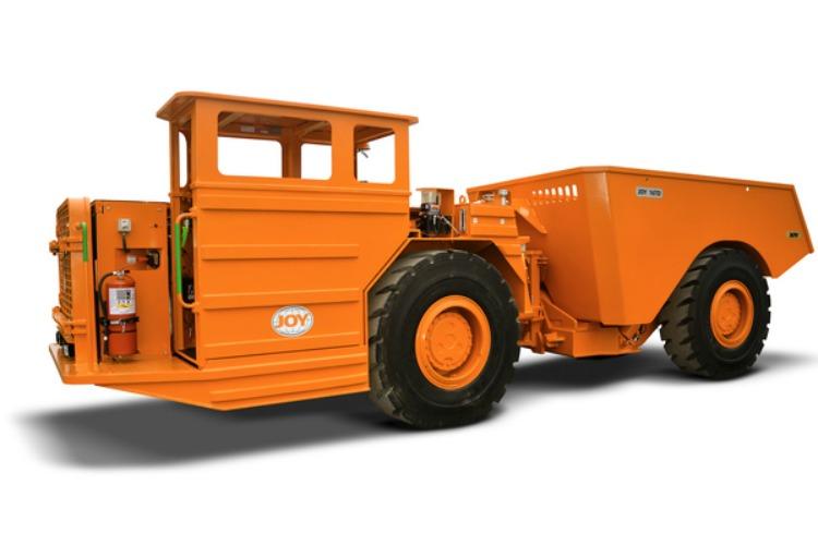 Joy (former MTI), 16TD, Trucks -3