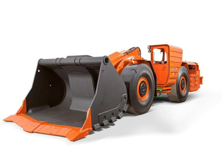 Joy (former MTI), LT-1050, Loader