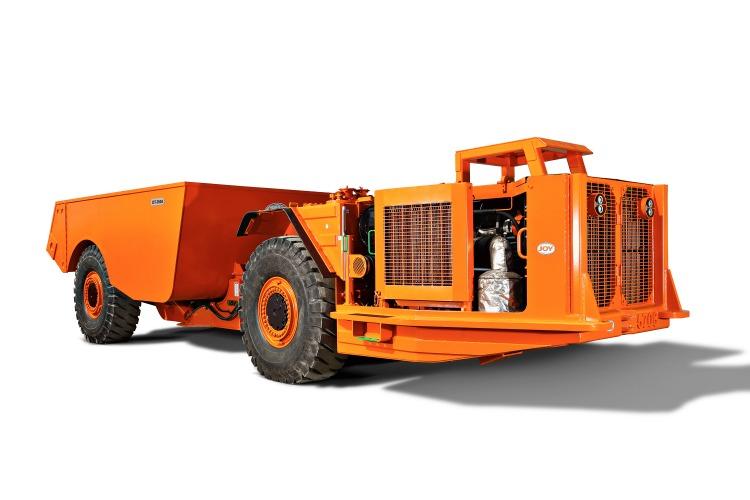 Joy (former MTI), DT-3504, Haulage Truck