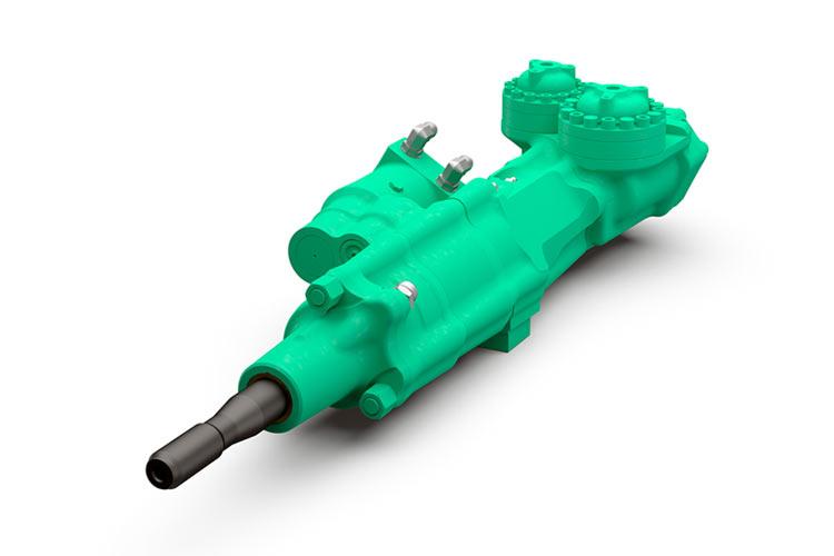 Montabert, HC-170, Drifter