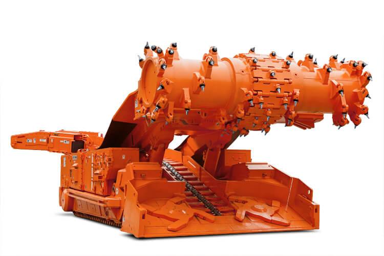 Joy 12HM46 continuous miner