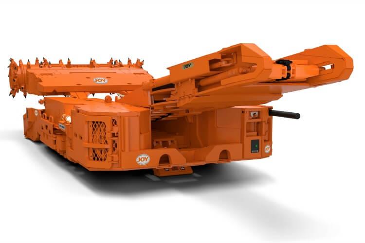 Joy 14HM15 continuous miner