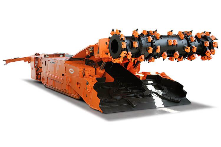 Joy, 12HM31, Continuous Miner - 1