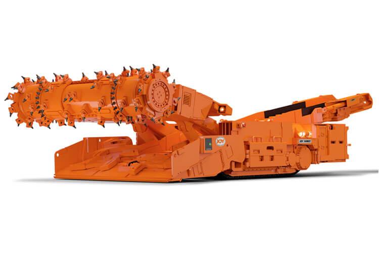 Joy 14HM27 continuous miner