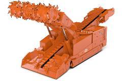 Joy 12HM37 continuous miner