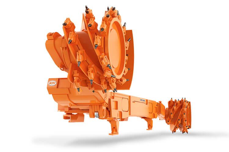久益长壁采煤机 (7LS7)