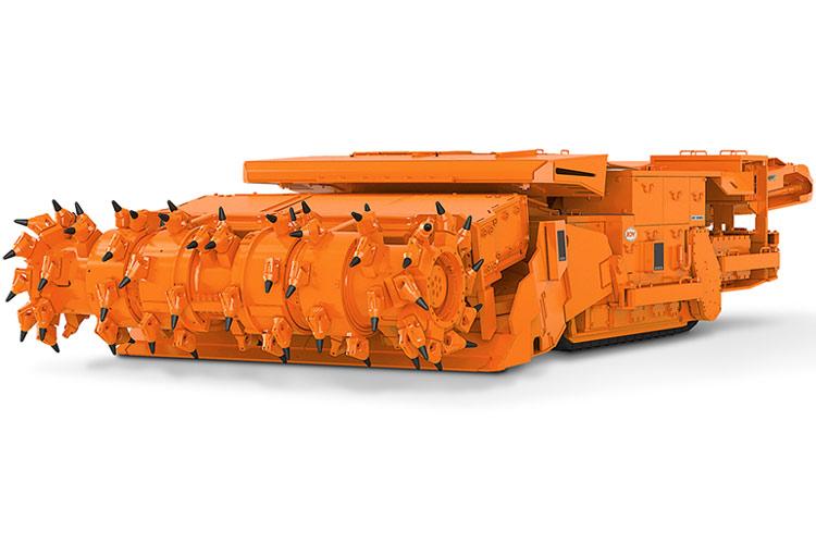 Joy, 12CM15, Continuous Miner - 1
