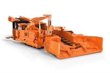 Joy 14bu27 Gathering Arm Loader Underground Mining