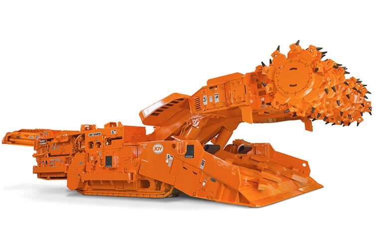 Joy, 12CM12, Continuous Miner - 1
